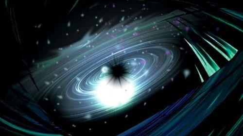 超巨大 ブラックホール 120億倍 太陽 宇宙に関連した画像-01