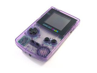 ゲームボーイカラー クリアパープル 子供 高確率 ツイッター キモオタに関連した画像-01