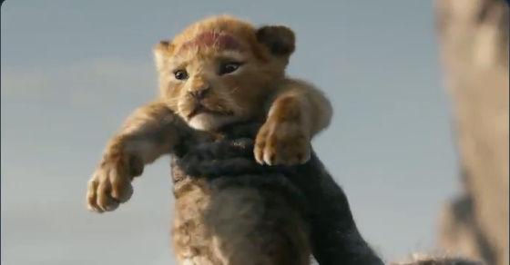 ライオンキング予告に関連した画像-08