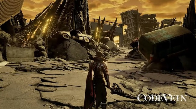 コードヴェイン ダークソウル ゴッドイーターに関連した画像-02