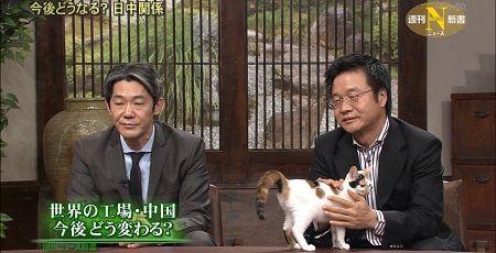 にゃーにゃ テレ東 週刊ニュース新書に関連した画像-01