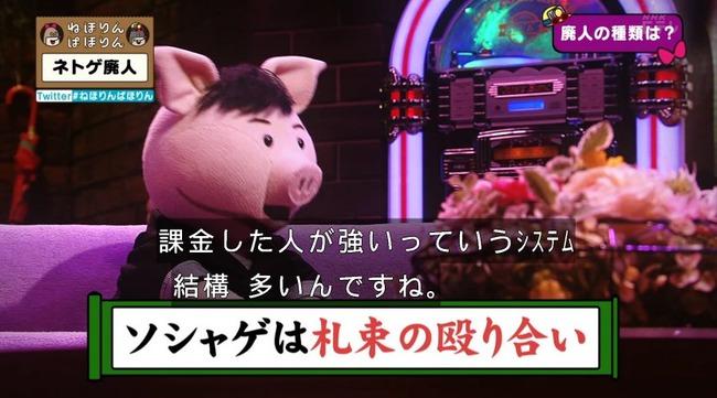 ネトゲ ネトゲ廃人 NHK 特集 ねほりんぱほりんに関連した画像-08