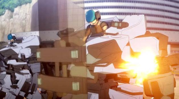 クロムクロ P.A.WORKS 岡村天斎 ロボアニメに関連した画像-13