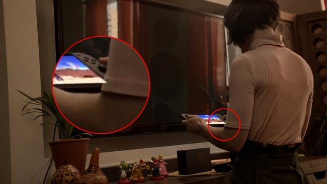 ニンテンドースイッチ 合成 映像 はめ込み PV ゲーム画面に関連した画像-02