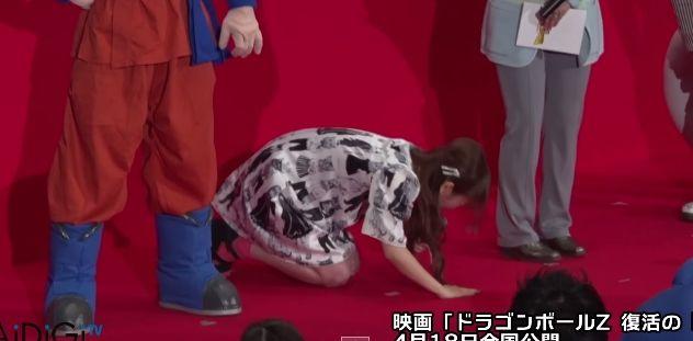 中川翔子 しょこたん フリーザ ドラゴンボールに関連した画像-01