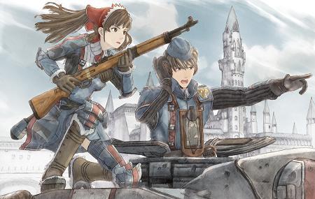 戦場のヴァルキュリア 蒼き革命のヴァルキュリアに関連した画像-01