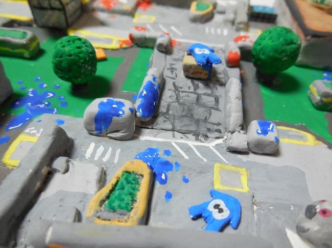 小学生 夏休み 自由研究 スプラトゥーン2 ステージ バッテラストリートに関連した画像-03