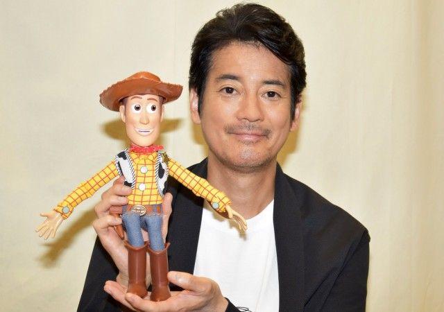 ウッディ役・唐沢寿明さん「自分たち俳優は声優の真似はできない。全く世界観が違う。ほんと声優の人ってすごいね」
