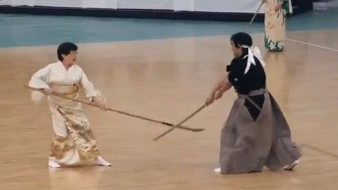 薙刀 戦い方 放り投げに関連した画像-04