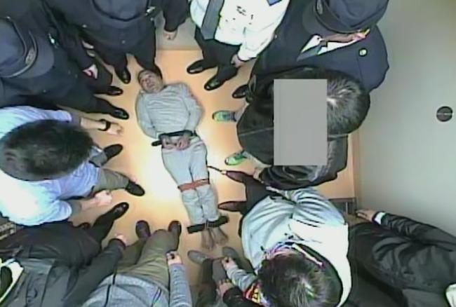 ネパール人男性 手足拘束 死亡に関連した画像-01