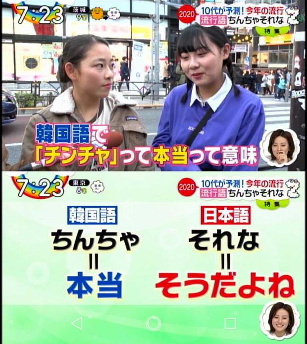 日本テレビ ZIP! 捏造 韓国語 チンチャに関連した画像-02
