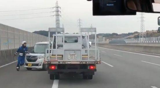 新東名 軽自動車 逆走に関連した画像-06