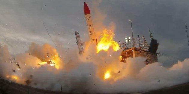 ホリエモンロケット インターステラテクノロジズ 堀江貴文 打ち上げに関連した画像-01