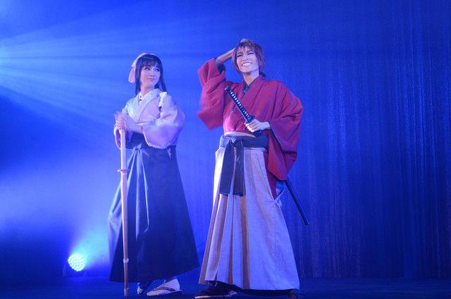 るろうに剣心 和月伸宏 涼風真世 宝塚 ミュージカル ビジュアル キャストに関連した画像-05