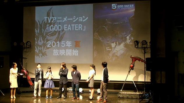 ゴッドイーター アニメ 放送日に関連した画像-05