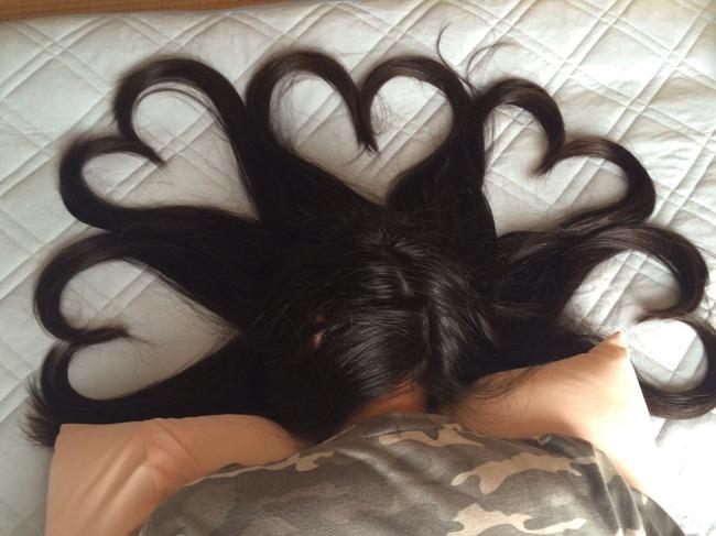 妹 兄妹 いたずら 兄 妹 髪の毛に関連した画像-04