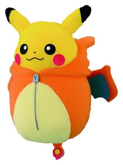 ピカチュウ ポケモン 一番くじ バンプレスト ぬいぐるみ 寝袋に関連した画像-08