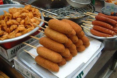 韓国式チーズドッグ 新大久保 マナー ポイ捨て ハットグに関連した画像-03