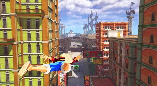 ワンピース ワールドシーカー オープンワールド PS4に関連した画像-18