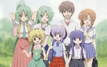 ひぐらしのなく頃に礼 ひぐらしのなく頃に煌 OVA ニコ生 一挙 放送に関連した画像-01