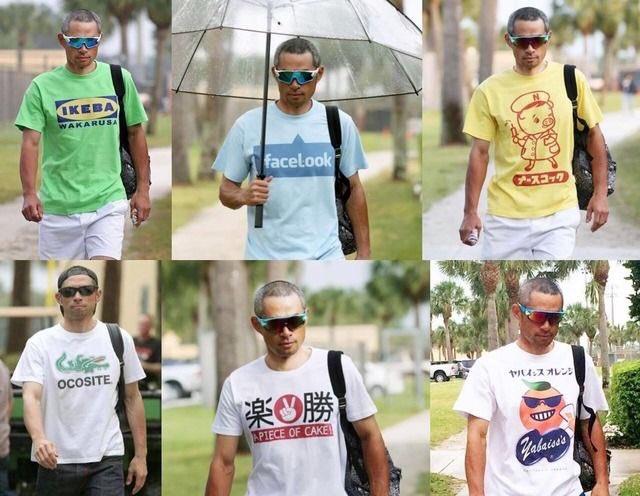 イチロー Tシャツ ネタに関連した画像-06