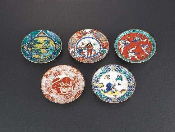 機動戦士ガンダム 九谷焼 伝統工芸 プレミアムバンダイ 箸置き 豆皿 茶碗 マグカップに関連した画像-05