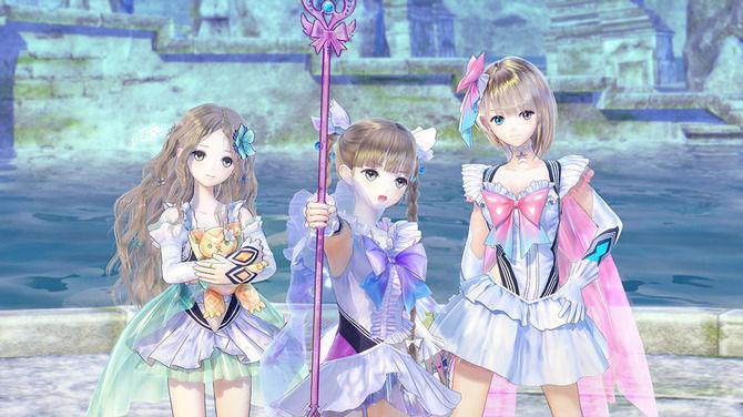 女子力 美少女 戦闘力 ゲームに関連した画像-07