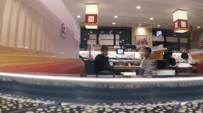 ユーチューバー はま寿司 レーン カメラ 炎上に関連した画像-04