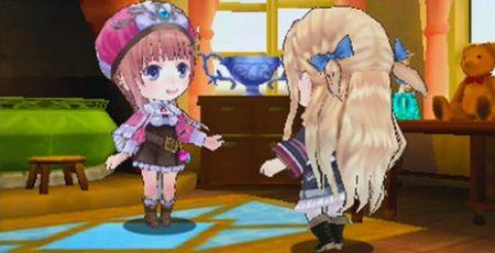 ロロナのアトリエ 3DS版に関連した画像-01