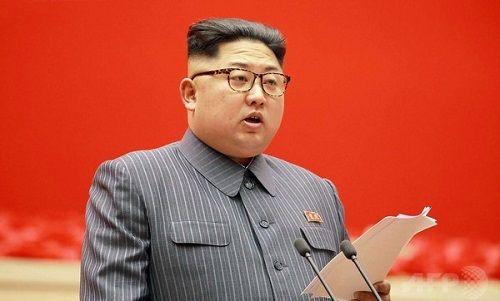 北朝鮮核ボタンに関連した画像-01