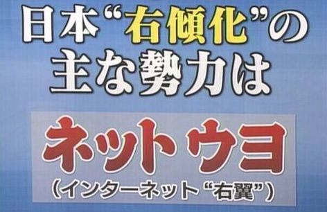 ネトウヨ 少数 多数 過剰に関連した画像-01