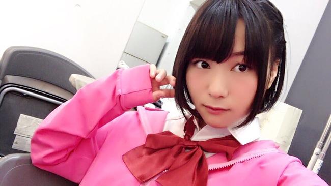 富田美憂 茶髪 ピアス 黒髪 声豚 オタク 声優に関連した画像-02