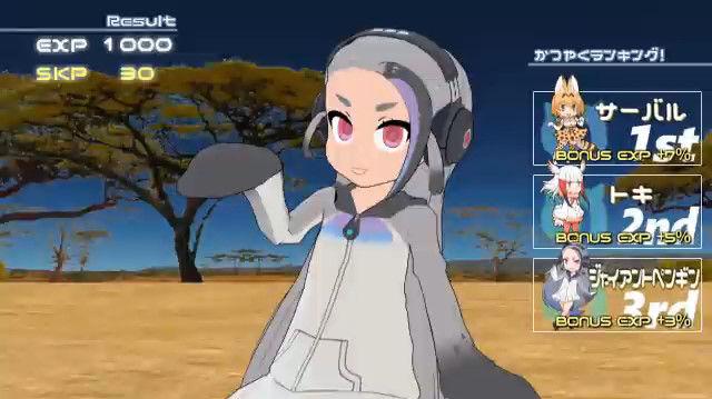 けものフレンズ ゲーム風動画 ニコニコ動画に関連した画像-32