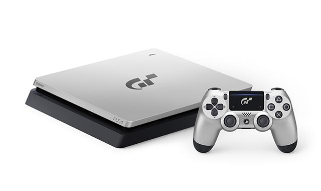 PS4 グランツーリスモSPORT 同梱版 リミテッドエディション 予約開始 に関連した画像-01