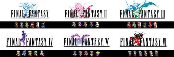 ファイナルファンタジー FF スクウェア・エニックス ピクセルリマスター Steamに関連した画像-01