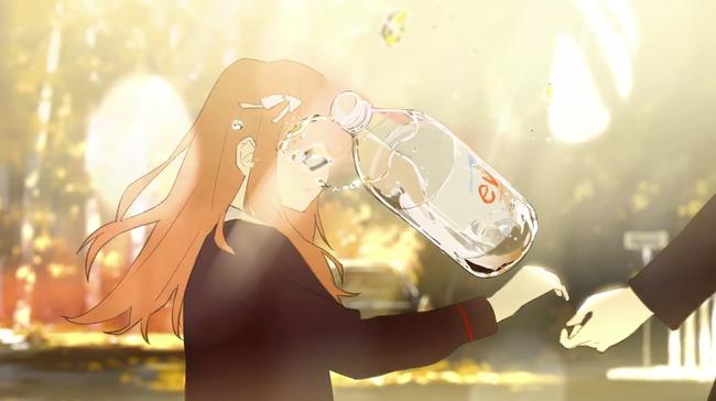 loundraw 学生 イラストレーター 卒業制作 公開 アニメ映像 新海誠 細田守 下野紘 雨宮天 天才に関連した画像-07