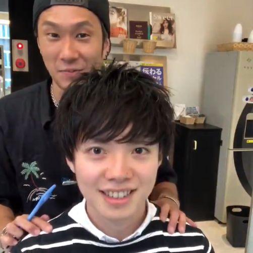 髪型 美容師 陰キャ 陽キャに関連した画像-04