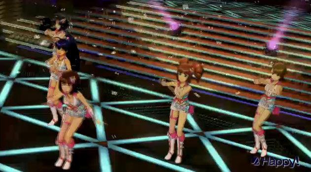アイドルマスター プラチナスターズ PV PS4に関連した画像-08