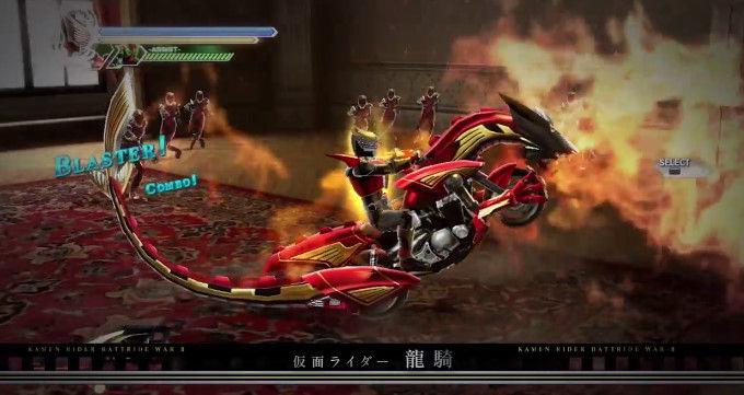 仮面ライダー バトライド・ウォー2に関連した画像-09