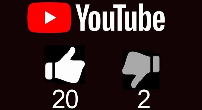 YouTube 低評価 非表示に関連した画像-01