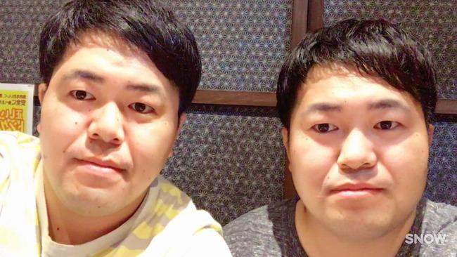 ザ・たっち 顔入れ替え アプリ 双子に関連した画像-02