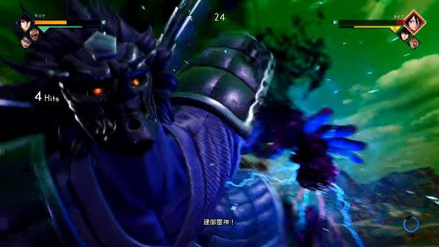 ジャンプフォース 必殺技 プレイ動画 演出 PS4に関連した画像-28