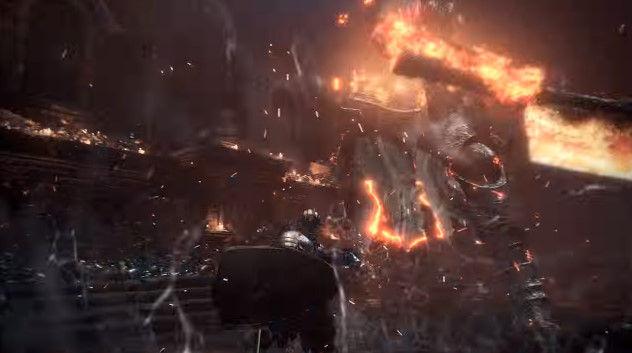 ダークソウル3 動画 ロンチトレーラー ボスに関連した画像-28