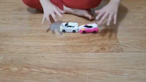おもおちゃ ミニカー 合体に関連した画像-01