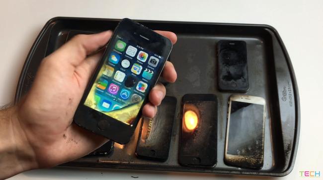 iPhone 燃やす 歴代 携帯 スマホ アップルに関連した画像-12
