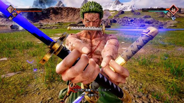 ジャンプフォース 必殺技 プレイ動画 演出 PS4に関連した画像-03