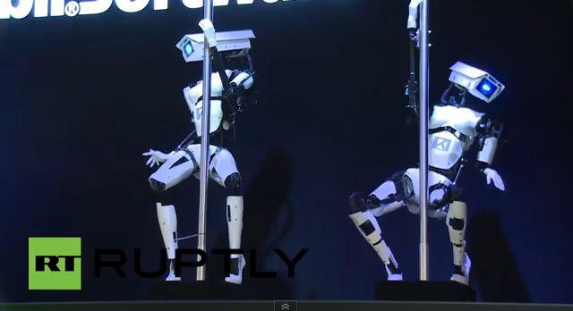 ポールダンスロボットに関連した画像-04