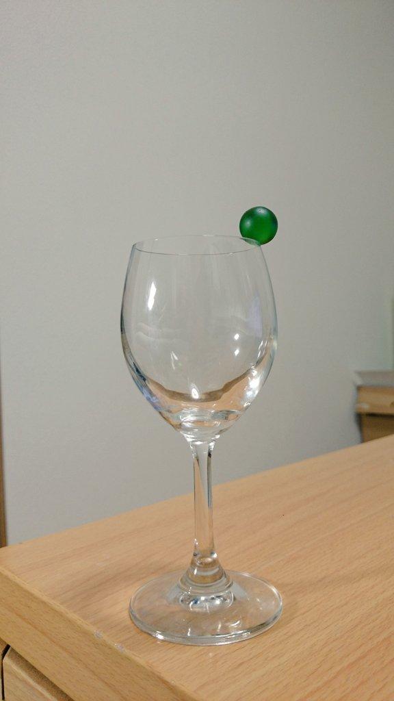 ビー玉 ワイングラスに関連した画像-02