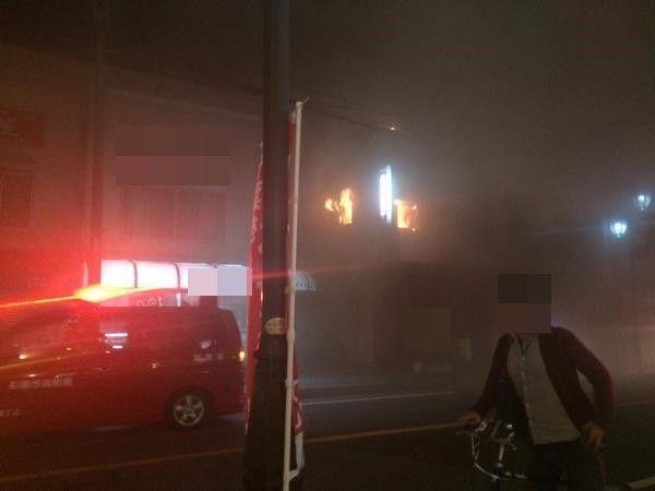 バカッター 火事 撮影 通報に関連した画像-01