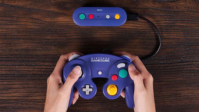 ゲームキューブ コントローラー ワイヤレス GBrosに関連した画像-03